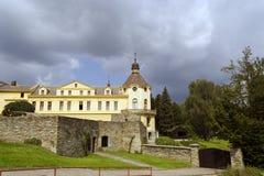 Παλαιό κτήριο Στοκ Εικόνες