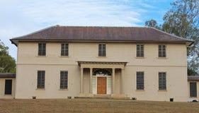 Παλαιό κυβερνητικό σπίτι, Parramatta, Σίδνεϊ στοκ εικόνες