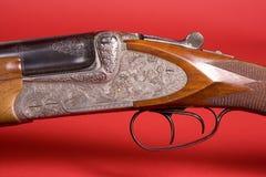 παλαιό κυνηγετικό όπλο Στοκ φωτογραφία με δικαίωμα ελεύθερης χρήσης