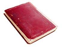 παλαιό κόκκινο βιβλίων Στοκ εικόνες με δικαίωμα ελεύθερης χρήσης