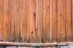Παλαιό κόκκινο ξύλινο υπόβαθρο σανίδων στοκ εικόνα με δικαίωμα ελεύθερης χρήσης