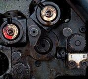 παλαιό μέρος μηχανών Στοκ φωτογραφία με δικαίωμα ελεύθερης χρήσης