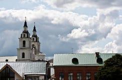 παλαιό μέρος πόλεων Στοκ εικόνες με δικαίωμα ελεύθερης χρήσης