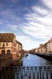 παλαιό μέρος Στρασβούργο Στοκ φωτογραφία με δικαίωμα ελεύθερης χρήσης