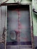 Παλαιό μειωμένο εγκαταλειμμένο παλαιό κτήριο στο Μάντσεστερ Στοκ εικόνα με δικαίωμα ελεύθερης χρήσης