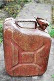 Παλαιό μεταλλικό κουτί μετάλλων στην οδό στοκ φωτογραφία με δικαίωμα ελεύθερης χρήσης