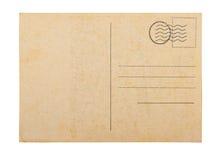 παλαιό μετα λευκό καρτών ανασκόπησης κενό Στοκ φωτογραφίες με δικαίωμα ελεύθερης χρήσης