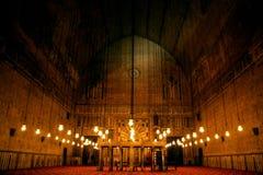 Παλαιό μουσουλμανικό τέμενος Αίγυπτος Κάιρο στοκ φωτογραφία