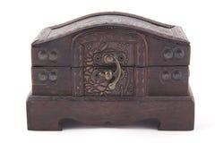 Παλαιό ντουλάπι κιβωτίων Στοκ Εικόνα
