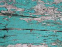 Παλαιό ξύλινο κατάστημα που χρωματίζεται με το πράσινο χρώμα Στοκ φωτογραφίες με δικαίωμα ελεύθερης χρήσης