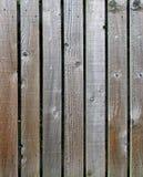 Παλαιό ξύλινο υπόβαθρο σύστασης σανίδων με τα χάσματα στοκ φωτογραφίες με δικαίωμα ελεύθερης χρήσης