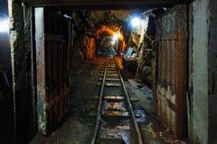 Παλαιό ορυχείο ουράνιου στοκ φωτογραφίες με δικαίωμα ελεύθερης χρήσης