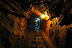 Παλαιό ορυχείο ουράνιου στοκ εικόνα με δικαίωμα ελεύθερης χρήσης