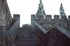 Παλαιό οχυρό από τη δυναστεία Quing στοκ φωτογραφίες