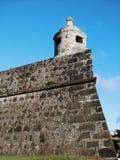 Παλαιό οχυρό στοκ φωτογραφίες