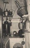 Παλαιό οψοφυλάκιο Στοκ Φωτογραφία