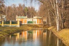 Παλαιό πάρκο πόλεων Στοκ Φωτογραφίες