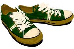 παλαιό παπούτσι Στοκ φωτογραφίες με δικαίωμα ελεύθερης χρήσης
