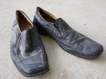 παλαιό παπούτσι Στοκ φωτογραφία με δικαίωμα ελεύθερης χρήσης
