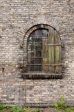 παλαιό παράθυρο λεπτομέρ&ep Στοκ Εικόνα