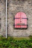 παλαιό παράθυρο λεπτομέρ&ep Στοκ φωτογραφίες με δικαίωμα ελεύθερης χρήσης