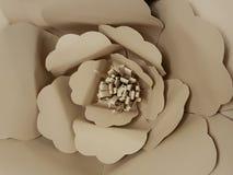 παλαιό παράθυρο σύστασης λεπτομέρειας ανασκόπησης ξύλινο Λουλούδι χρώματος εγγράφου, έντονος καφετής Στοκ Φωτογραφία