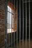 παλαιό παράθυρο φυλακών π&o Στοκ εικόνες με δικαίωμα ελεύθερης χρήσης