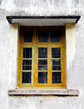 παλαιό παράθυρο Στοκ Εικόνες