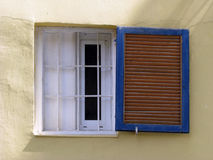 Παλαιό παράθυρο Στοκ Φωτογραφία