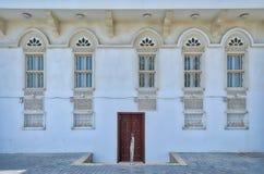 Παλαιό, παραδοσιακό, αραβικό σπίτι ύφους Στοκ φωτογραφία με δικαίωμα ελεύθερης χρήσης