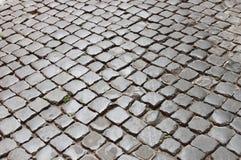 παλαιό πεζοδρόμιο Ρωμαίο&s Στοκ Εικόνες
