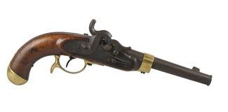 παλαιό πιστόλι Στοκ φωτογραφίες με δικαίωμα ελεύθερης χρήσης