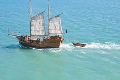παλαιό πλέοντας σκάφος Στοκ φωτογραφία με δικαίωμα ελεύθερης χρήσης