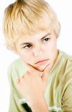 παλαιό πορτρέτο αγοριών δ&epsi Στοκ φωτογραφίες με δικαίωμα ελεύθερης χρήσης