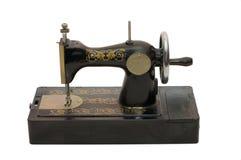 παλαιό ράψιμο μηχανών παιδιώ&nu Στοκ φωτογραφία με δικαίωμα ελεύθερης χρήσης