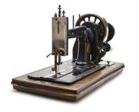 παλαιό ράψιμο μηχανών Στοκ εικόνα με δικαίωμα ελεύθερης χρήσης