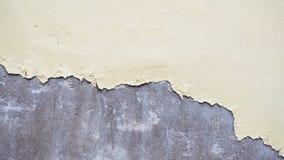Παλαιό ραγισμένο άσπρο χρώμα, υπόβαθρο, σύσταση Στοκ Φωτογραφία