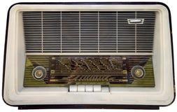 Παλαιό ραδιόφωνο Στοκ Εικόνες