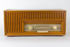 Παλαιό ραδιόφωνο Στοκ Εικόνα