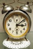 παλαιό ρολόι συναγερμών Στοκ Φωτογραφία