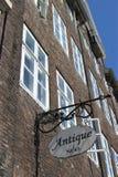 Παλαιό σημάδι Στοκ εικόνα με δικαίωμα ελεύθερης χρήσης