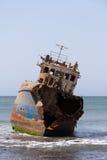 παλαιό σκάφος Στοκ Φωτογραφίες