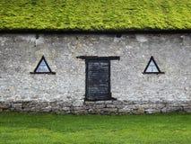 Παλαιό σπίτι στη Σουηδία Στοκ φωτογραφία με δικαίωμα ελεύθερης χρήσης