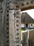 Παλαιό σπίτι Astra στοκ φωτογραφία με δικαίωμα ελεύθερης χρήσης