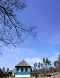 Παλαιό σπίτι Astra στοκ φωτογραφία