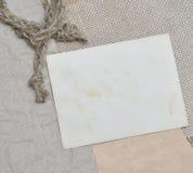 παλαιό σχοινί φωτογραφιών στοκ εικόνες
