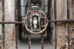 Παλαιό σωφρονιστήριο στη Φιλαδέλφεια, Πενσυλβανία Στοκ Εικόνες
