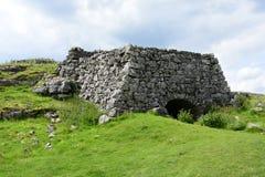 Παλαιό σόι ασβέστη, Conistone, Wharfedale, κοιλάδες του Γιορκσάιρ, Αγγλία στοκ φωτογραφία με δικαίωμα ελεύθερης χρήσης