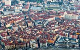 παλαιό τέταρτο πόλεων Στοκ Εικόνες