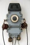 παλαιό τηλέφωνο Στοκ Εικόνες
